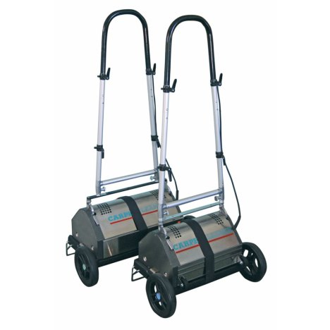 CRB Agitation machines carpet cleaning equipment