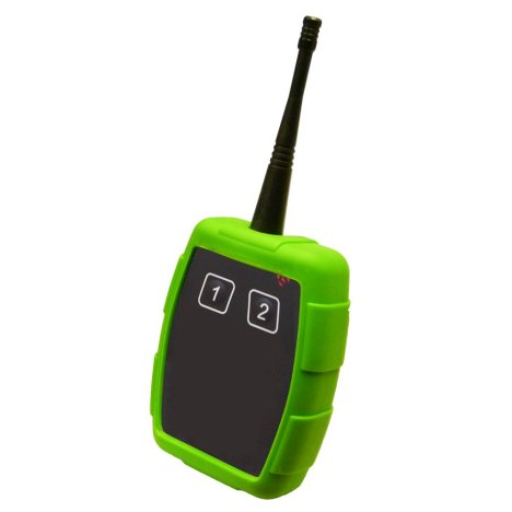 Remote control available with auto-empty/auto-feed