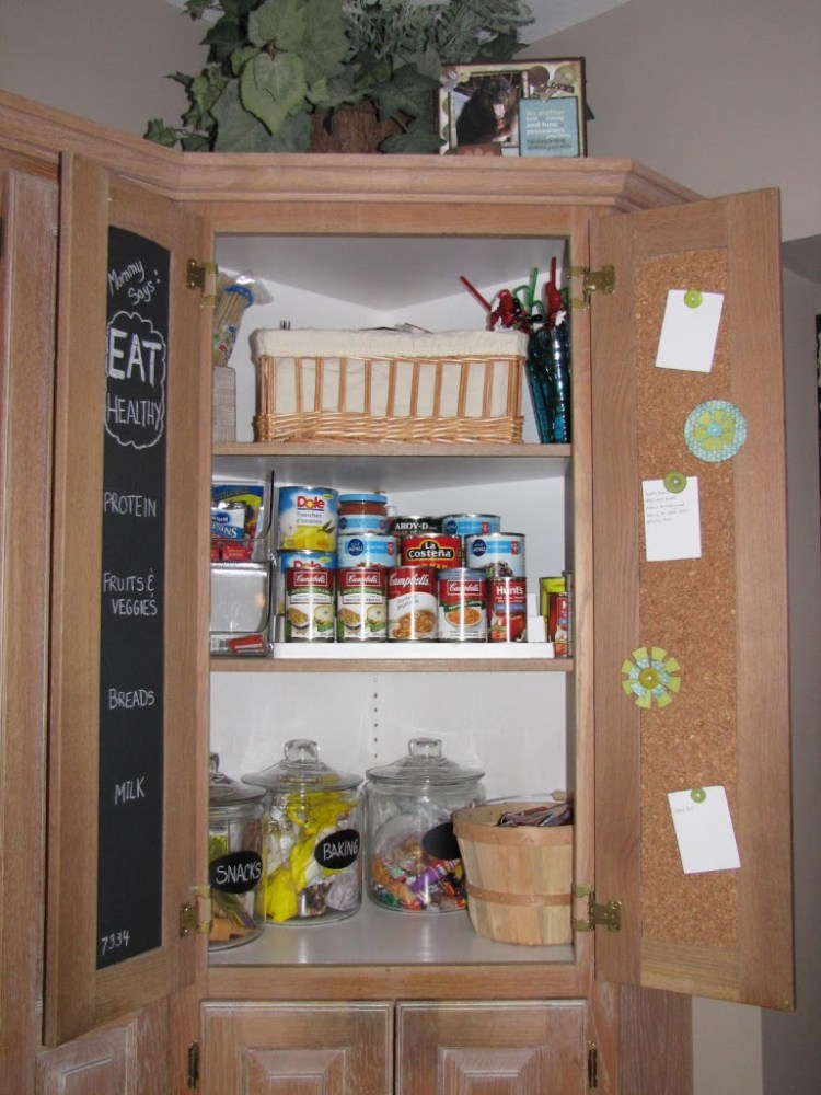 Organize Everything The Pantry And Some Extra Inspiration Clean And Scentsible