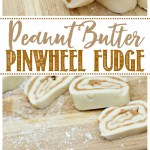 Old Fashioned Peanut Butter Pinwheels Clean And Scentsible