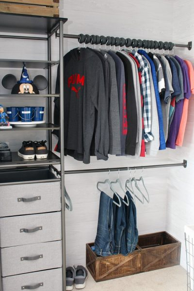Closet Organizer And Closet Organization Tips Clean And