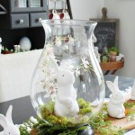 Easter Bunny Easter Centerpiece Clean And Scentsible