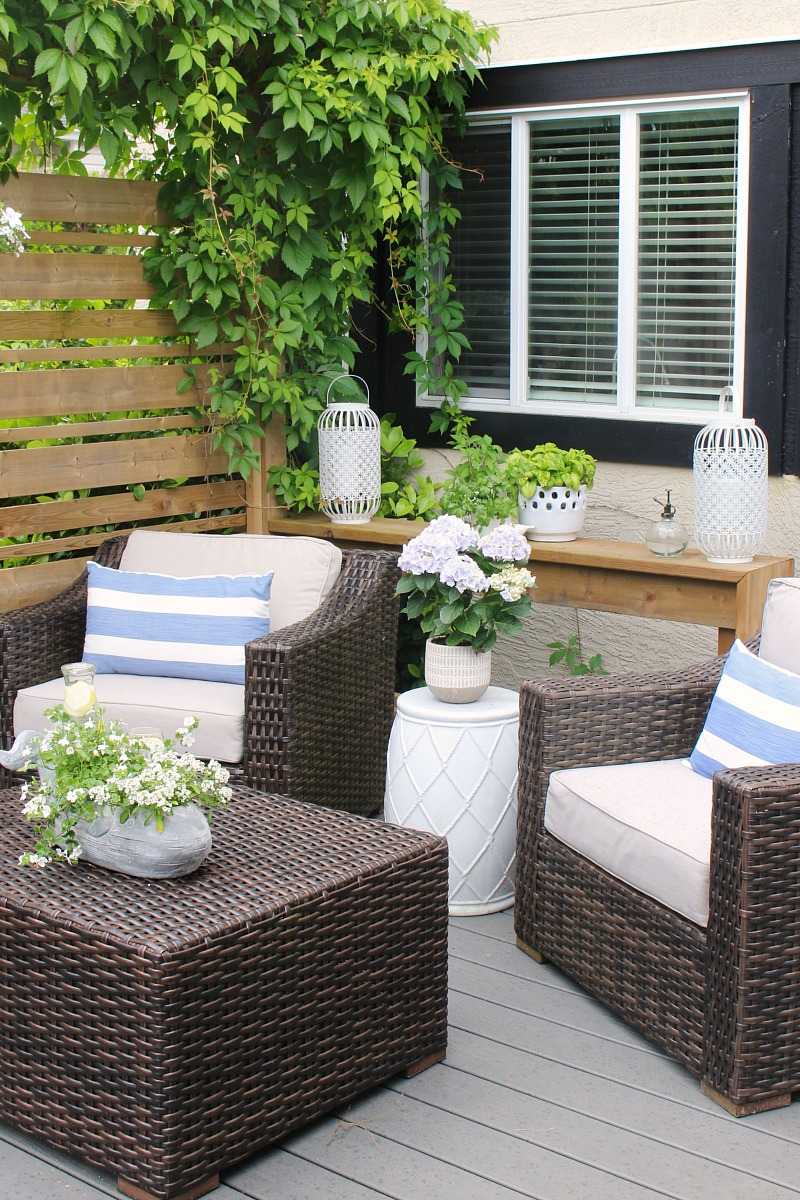 outdoor patio design ideas clean and