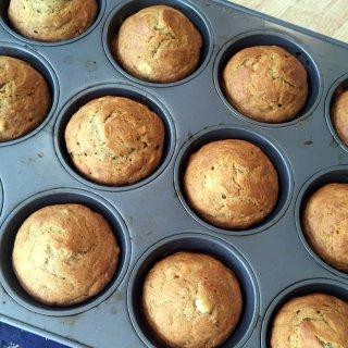 Bannana Muffins