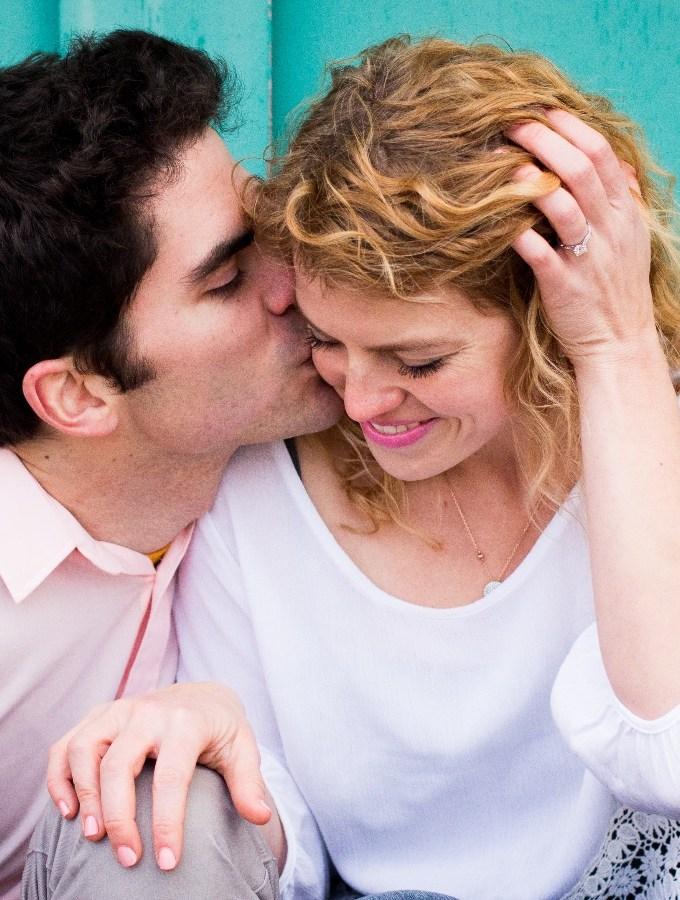 why I date my husband