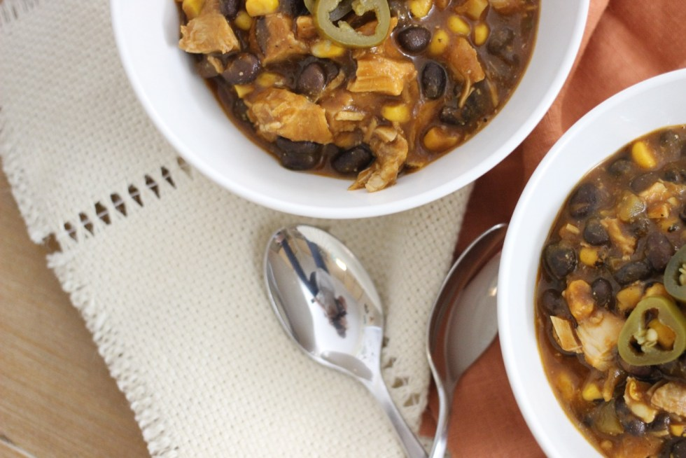 harvest chicken chili