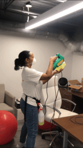 Atlanta Disinfect sanitize