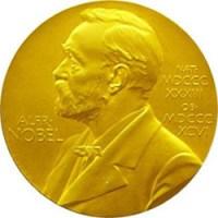 Nobel Peace Prize Emblem Logo