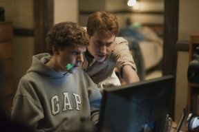The Social Network Movie Clip