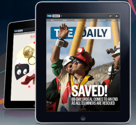 The Daily iPad Magazine