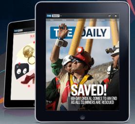 The Daily iPad Magazine
