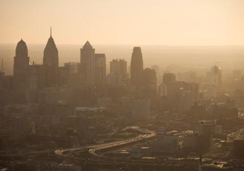 Philadelphia Pollution Cities