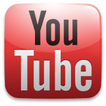 Youtube Logo Red