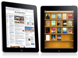 Ipad Book Reading Magazine