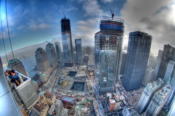 One World Trade Center HDR