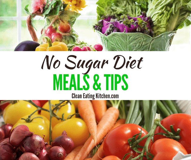 blog no sugar diet meals and tips