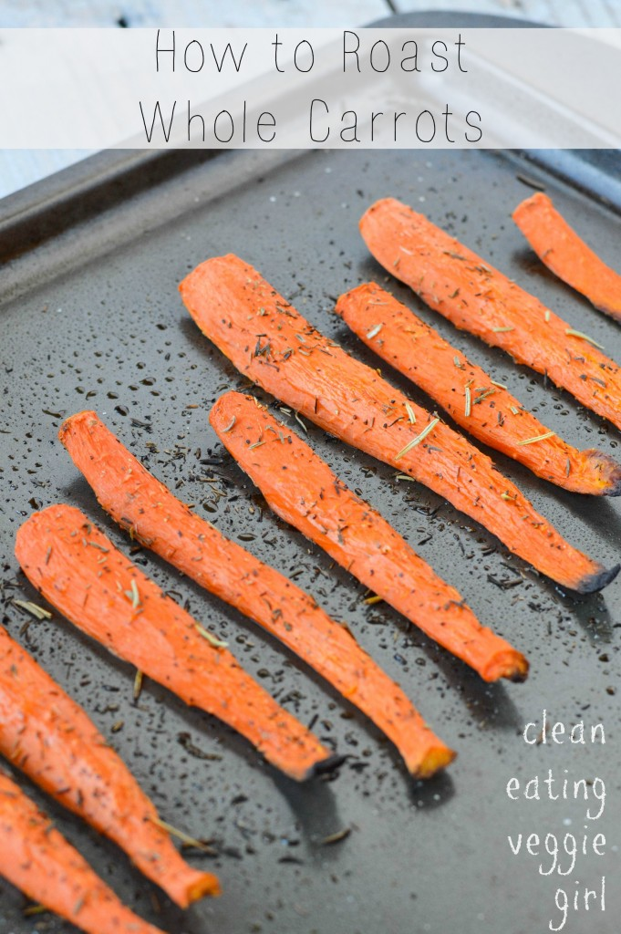 Roasted Carrots 10