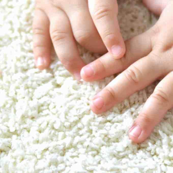 safe and natural two ingredient carpet freshener