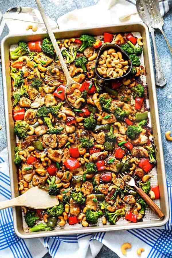 12 Easy Sheet Pan Dinners