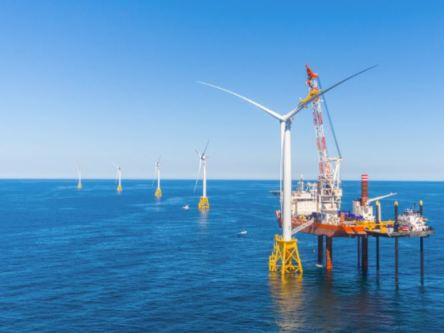 Photo courtesy of the Rhode Island Office of Energy Resources and Deepwater Wind.
