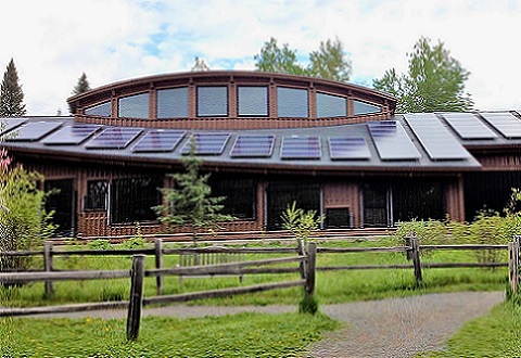 Hartley Nature Center in Duluth Minnesota. Photo courtesy of Ecolibrium3.