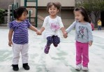 Children at play. Photo property of Enterprise Community Partners.