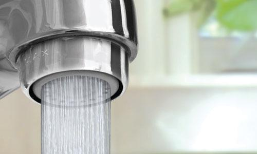 faucet aerators are great for water and