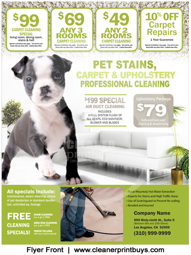free carpet cleaning flyer templates | www.allaboutyouth.net
