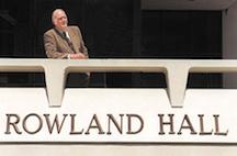 Sherwood Rowland UCI