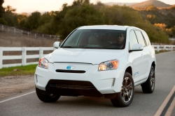 First Electric SUV – Toyota RAV4 EV for $49,800