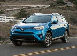 2016 Toyota RAV4 Hybrid, fuel economy, awd