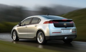 Enterprise Starts Renting the Chevrolet Volt Electric Car