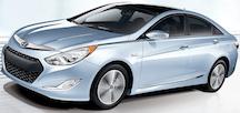 Hyundai, Sonata,hybrid