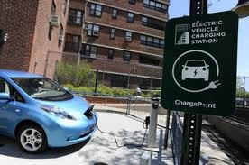 Hertz Brings Nissan LEAF Electric Car Sharing to New York