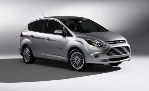 ford c-max hybrid, plug-in hybrid challenge prius v and volt | clean