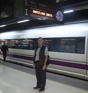 Barcelona HSR
