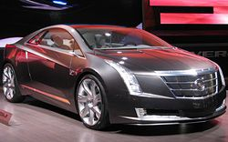 Cadillac ELR – New GM Electric Car Builds on Success of Chevrolet Volt