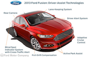 Ford Fusion Driver Assist