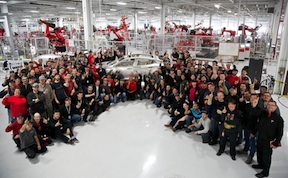 Tesla Factory Team