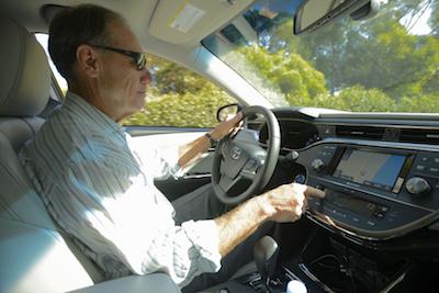 Toyota Avalon Addison Test Drive
