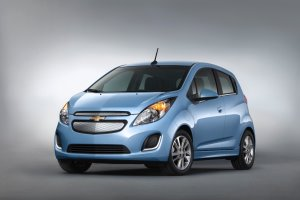 2014 Chevrolet Spark EV Electric Car Price under $32,500