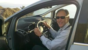 Ford CMAX Test Drive Addison