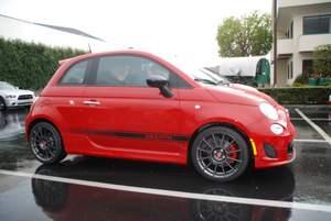 Fiat 500, high-mileage