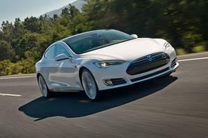 Tesla,Model S,EV