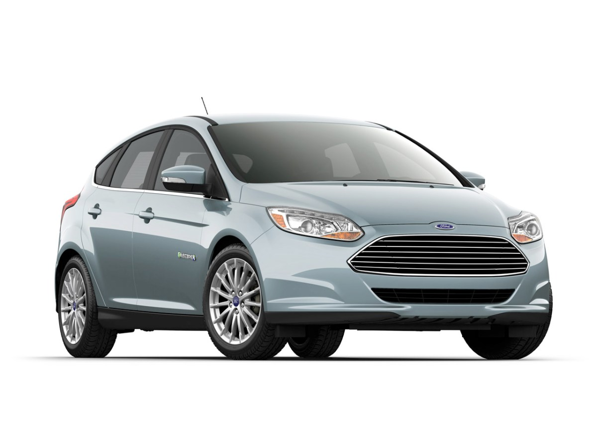 ford,focus, electric car
