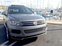 VW,volkswagen,Touareg,TDI,clean diesel,diesel,mpg