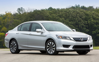 Honda,Hybrid,Accord,MPG, fuel economy,fun