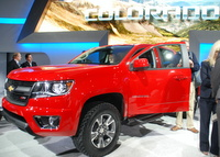 Chevy,Chevrolet,Colorado,V6 diesel,fuel economy, mpg
