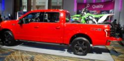 Ford,F-150,aluminum,lightweighting,EcoBoost