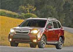 Subaru,Forester,SUV,AWD,$WD,fuel economy,mpg